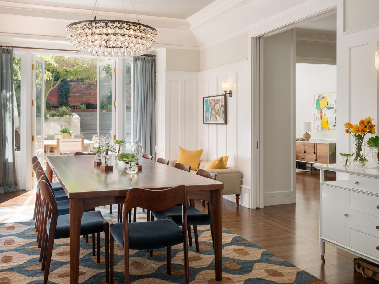 Home improvement goals for 2013 pt 2 for Small dining room ideas houzz