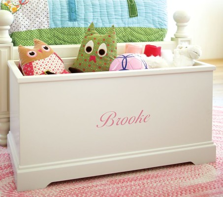 Pottery Barn Kids Turner Toy Chest