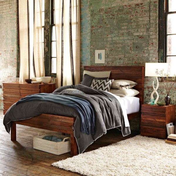 Home improvement goals for 2013 pt 2 for Bedroom inspiration west elm