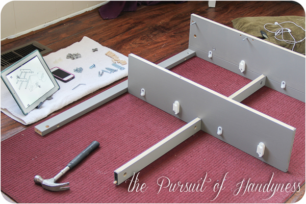 Ikea Hemnes Shoe Cabinet Hack (11 of 25)
