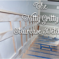 The Nitty Gritty – Staircase Details