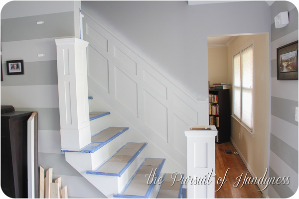 The Nitty Gritty Staircase Details