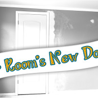 Our Bedroom Has a New Door