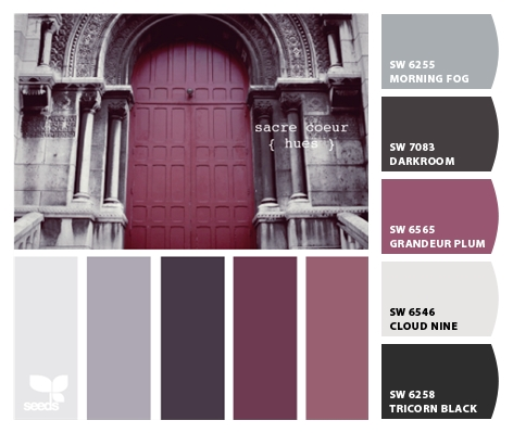 Master Bedroom Color Palette