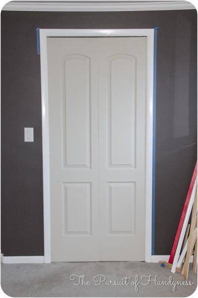 Bifold Door Trim : Trim down bifold doors a tutorial