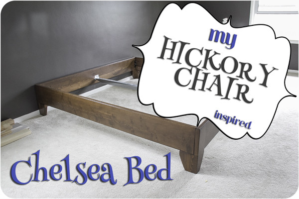 Hickory Chair Chelsea Bed Diy Pt. 1