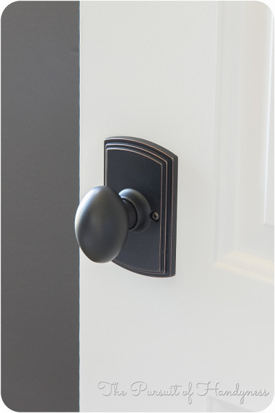 Door Knob Install In Slab Doors