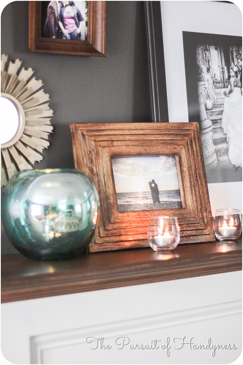 Diy Faux Fireplace -41