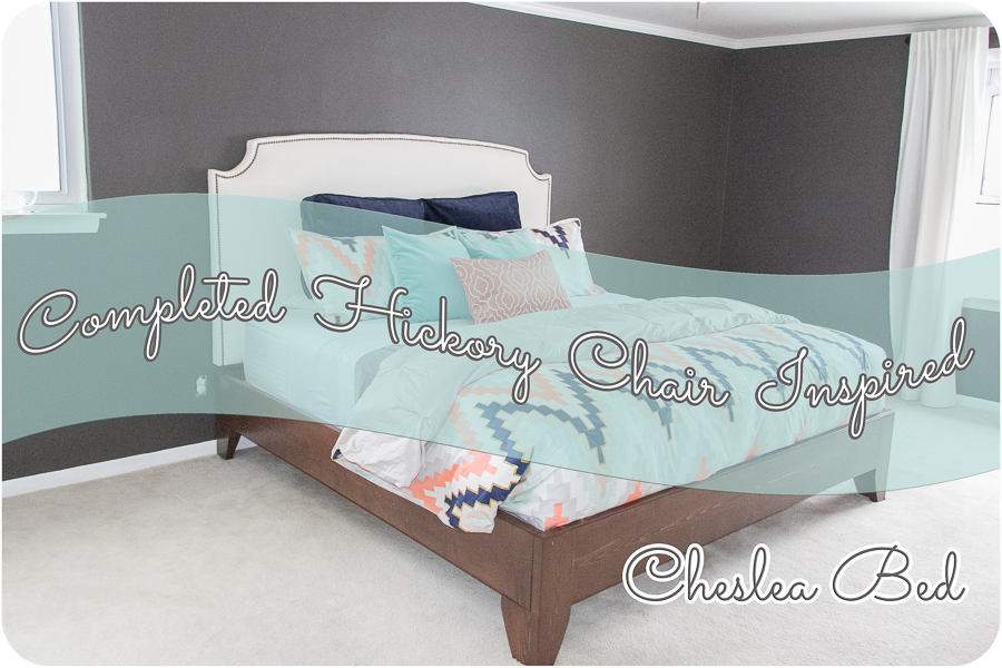 Hickory Chair Inspired Chelsea Bed (1 of 1)