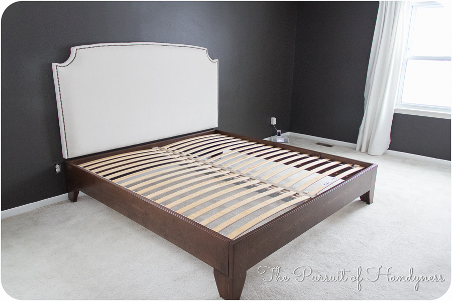 Sultan Luroy Slatted Bed Base