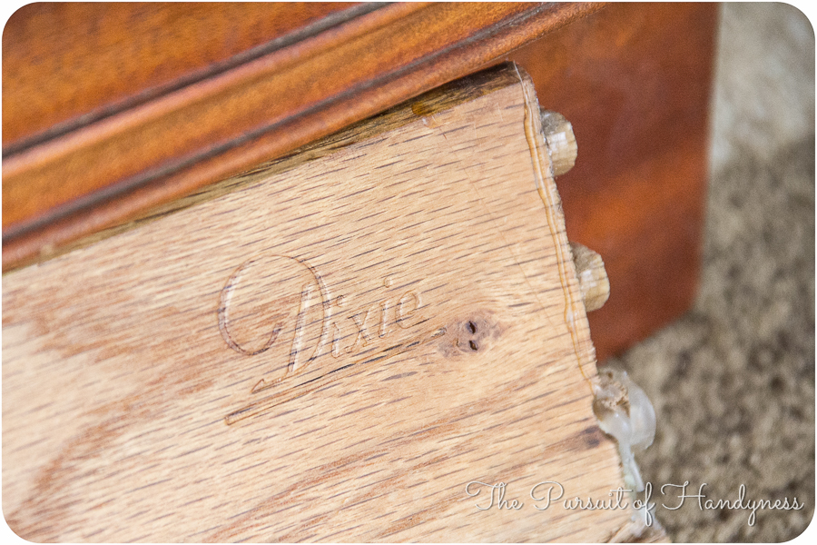 Refinished Bow Front Chest-11