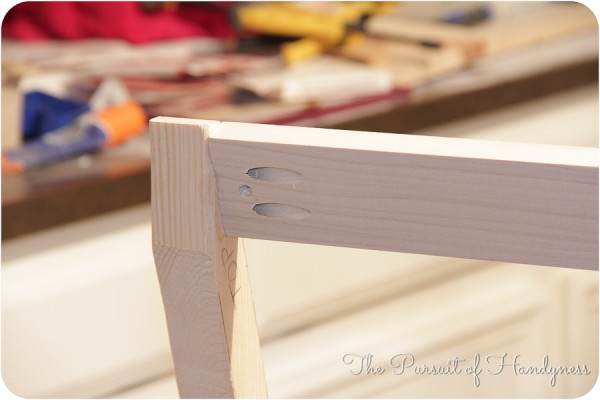 DIY Upholstered Settee-18