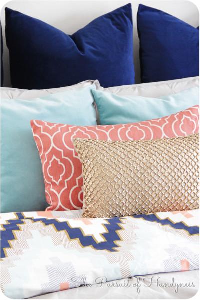 Gold Pier 1 Pillow-3