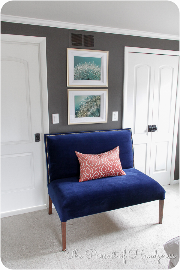 Diy Upholstered Settee Pt. 3 -23