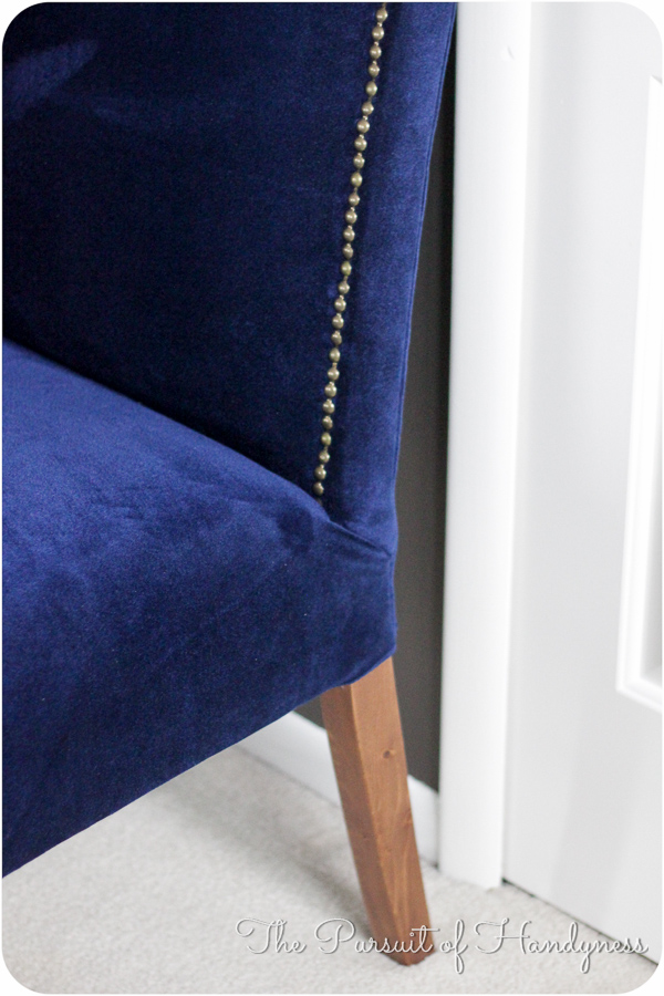 Diy Upholstered Settee Pt. 3 -27