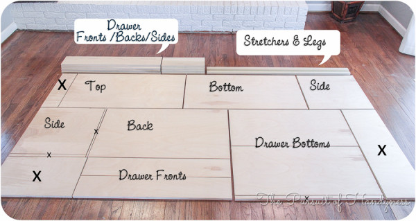Build a Bedside Dresser-4