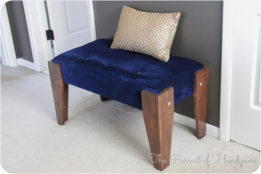Wayfair Inspired Diy Bench -20
