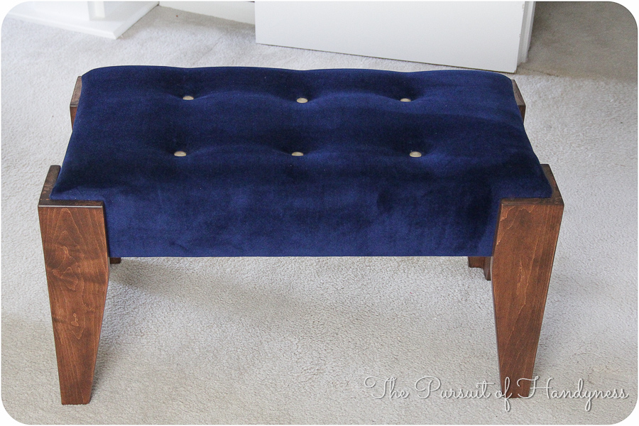 Wayfair Inspired Diy Bench -25