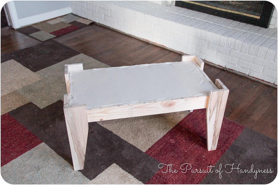 Wayfair Inspired Diy Bench -3