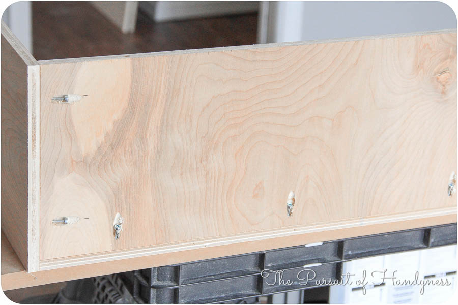 Bedside table construction-17