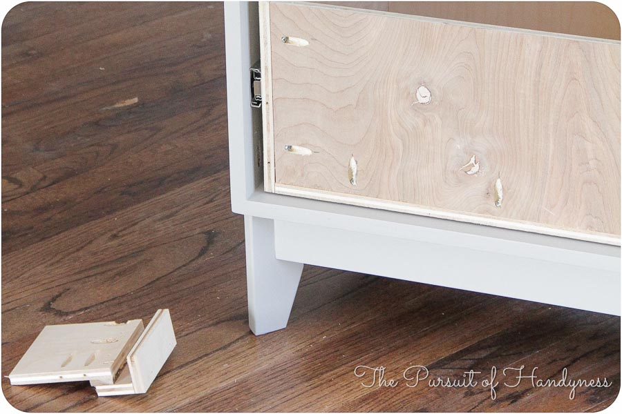 Bedside table construction-21