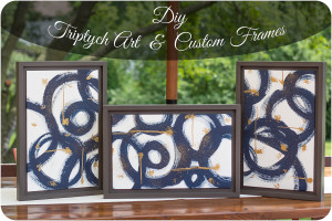 Diy Art Triptych Feature-3