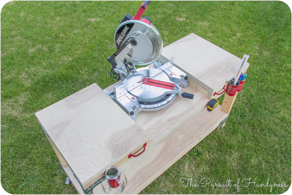 Simpson Strong Tie Miter Saw Bench -30