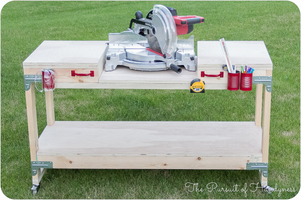 Simpson Strong Tie Miter Saw Stand