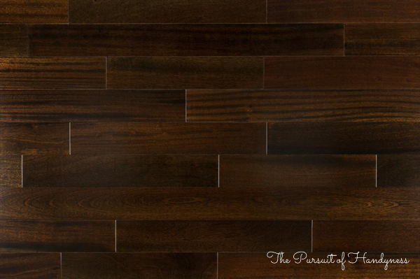 Vanier Engineered Hardwood - Capricorn Jatoba Collection Rhino Smooth