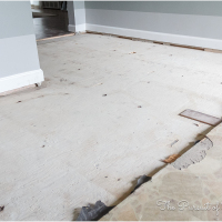 Subfloor…Condition & Concerns