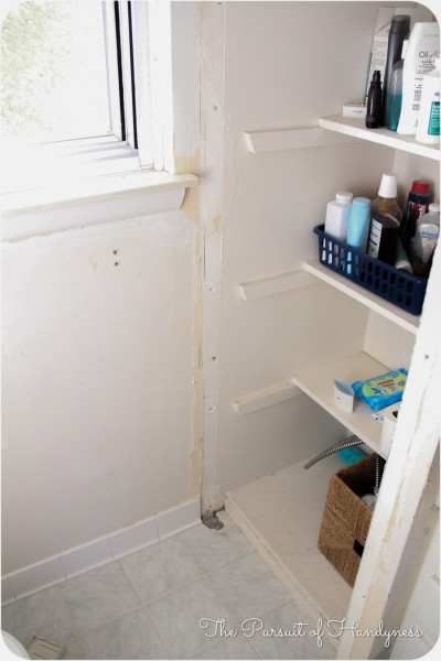 Gentil Diy Bathroom Linen Cabinet_003