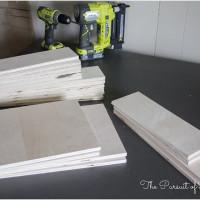 I'm building again! Linen Cabinet