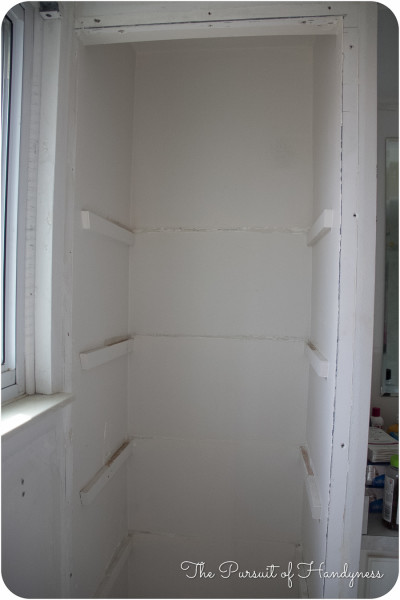 Diy Bathroom Linen Cabinet 022