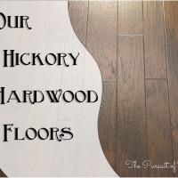 Hardwood Floor Install & Details