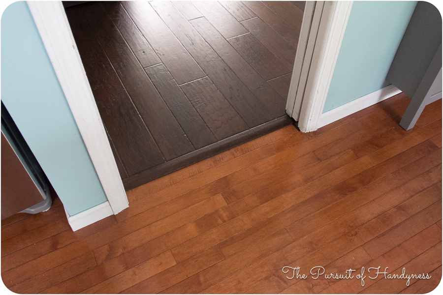 Hardwood Flooring Installation 037