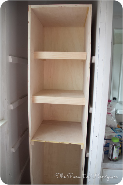 build bathroom cabinets i m building again linen cabinet 12598